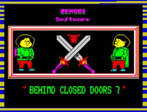 Behind Closed Doors 7