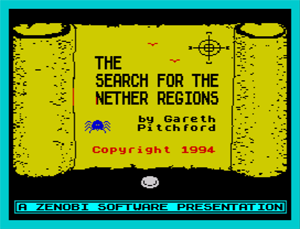The Search for the Nether Regions